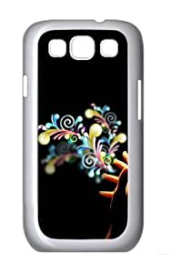 Abduzeedo Custom Samsung Galaxy S3 / SIII/ I9300 - White