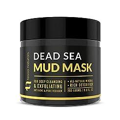Dead Sea Mud Mask - Enhanced with Collag...