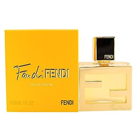 Fendi Fan Di Eau de Parfum Spray for Women, 1.0 (Fendi Profumo Delle Donne)