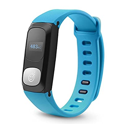 HeHa Waterproof HRV Monitor Smart Fit Watch Heart Rate Health Activity Fitness Tracker with Pedometer Step Counter