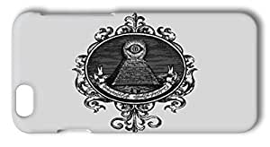 THE ALL SEEING EYE PC Case Cover for iphone 6 plus 5.5inch