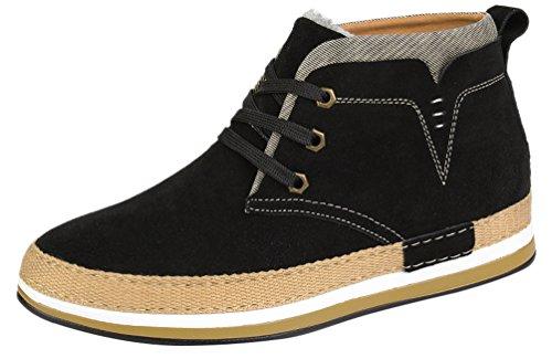 Sandales Noir Salabobo Homme Salabobo Compensées Sandales F8xaq0