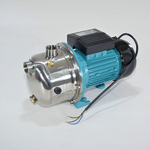 Gartenpumpe Kreiselpumpe 250W 1100W 1300W 2200W + Steuerung, Druckschalter (Pumpe JY 1000)
