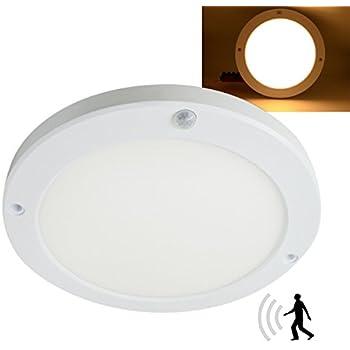 Led Panel Light Pir Motion Sensor Body Detector Ceiling