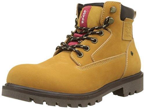 Boots Boots Uomo stivali Levi's Hodges Ranger Giallo 74 q6AUtaHawn