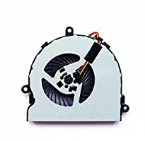New CPU Cooling Fan For HP 15-AC 15-AY 15-AF 15-BA 15-BS 15-BE 15-BF 15-BD 15-BW 15-ACXXX 15-AFXXX 15-BSXXX 15-AYXXX 250 G4 255 G4 14-R020 TPN-C116 TPN -C125 Series 813946-001 DC28000GAD0 4-PIN FAN
