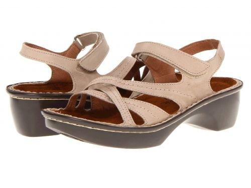 Naot(ナオト) レディース 女性用 シューズ 靴 サンダル Paris - Linen Leather [並行輸入品]