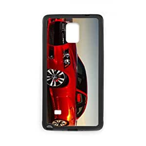 Samsung Galaxy Note 4 Cell Phone Case Black Dodge 001 Delicate gift JIS_419574