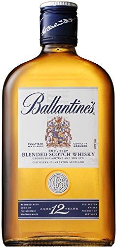 ブレンデッド スコッチ ウイスキー バランタイン 12年 ハーフボトル 350mlの商品画像