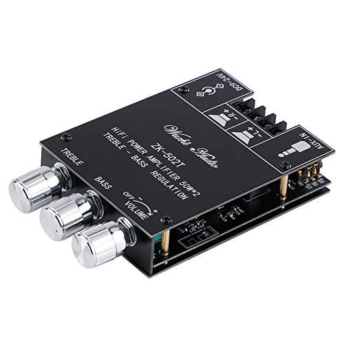 Bluetooth Versterker Board Hifi Stereo 2.0 TPA3116D2 2X50W Audio Versterker Module Bass en Treble Control Digitale…