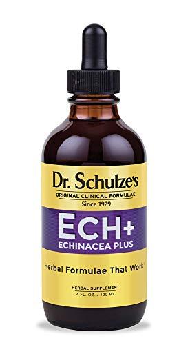 Dr Schulzes Echinacea Organic Gluten Free