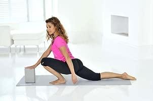 Reebok Set Juego de Accesorios para Yoga, Unisex, Gris