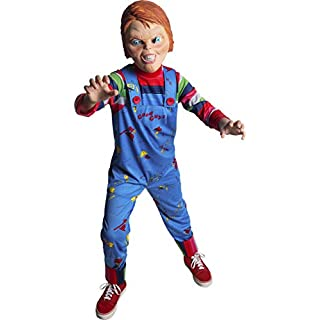 Rubie's Boy's Child's Play 2 Chucky Costume and Mask, Large