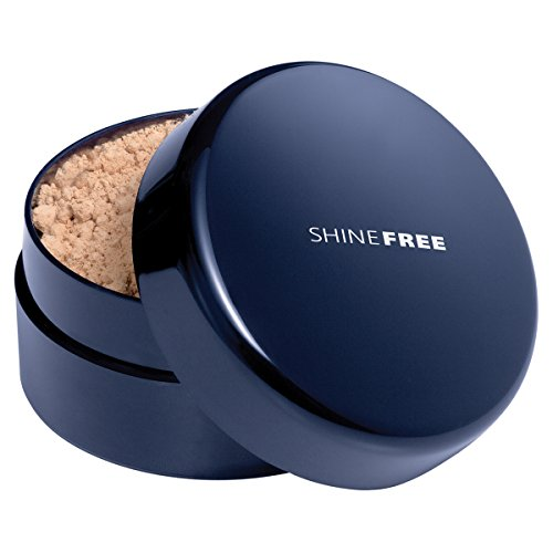 Maybelline New York Shine Free Oil-Control Loose Powder, Light; Advanced 100% Oil-free Formula Glides on Evenly and Controls Shine (0.7 ounces) (Loose Oil Powder Free Control)