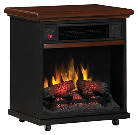 Stupendous Duraflame Infrared Rolling Mantel 20If100Gra C202 Download Free Architecture Designs Photstoregrimeyleaguecom