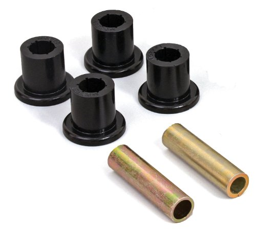 Bolt Bushing - Daystar, Toyota Tacoma Greasable Bolt and Bushing Kit Rear Main Eyes Only, fits 1995.5 to 2004 2/4WD, KT02017BK, Made in America