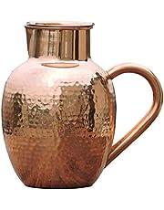 HealthGoodsIn - Pure Copper Water Jug