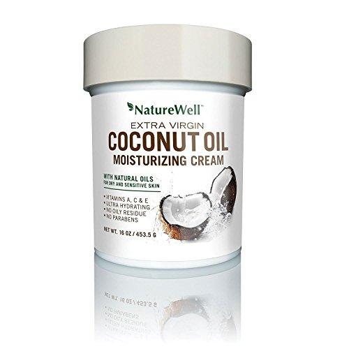 Buy coconut oil for skin moisturizer