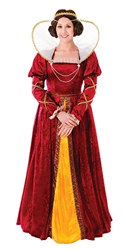 Ladies Queen Elizabeth Costume
