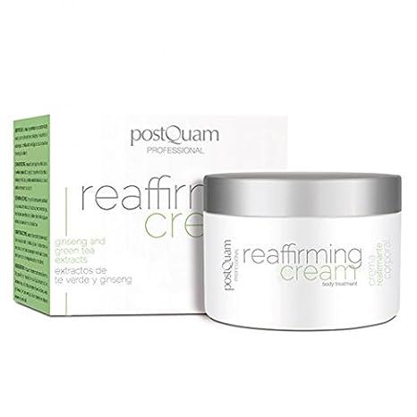 Postquam - Reaffirming Cream   Crema Reafirmante Corporal Efecto Antiestrias - 1000 ml: Amazon.es: Belleza