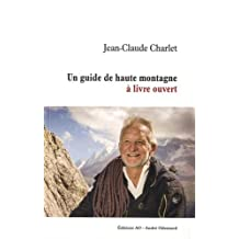 Un guide de haute montagne à livre ouvert