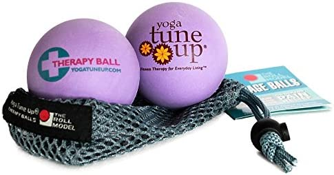 Jill Miller Therapy Balls by Yoga Tune Up: Amazon.es: Salud ...