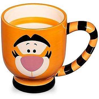 Amazon.com: Disney Parks Tigger Large Spiral Mug: Home ...