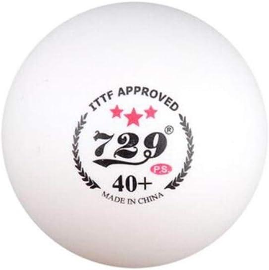 Qiaoxianpo01 1 Estrella Tenis de Mesa, nuevos Materiales, la Bola de competición de la Masa de los 13 Juegos Nacionales, Bola de Costura, Bola sin Costura, 100 / Caja