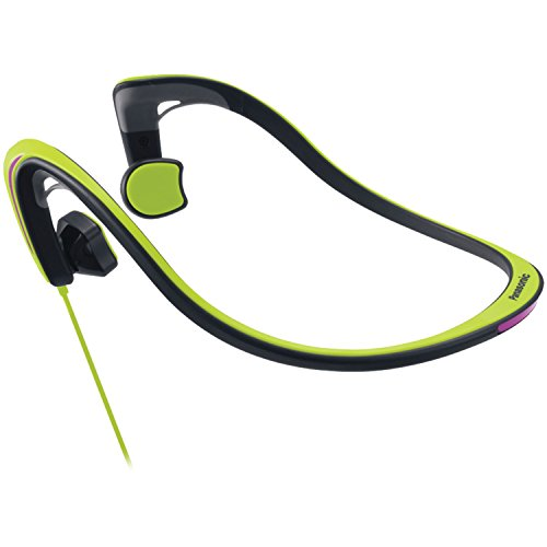 Panasonic RP-HGS10-G Open-Ear Bone Conduction Headphones