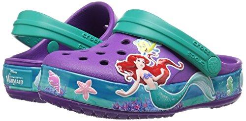 31eb13bb7802 Jual Crocs Kids  Crocband Princess Ariel Clog - Clogs   Mules ...