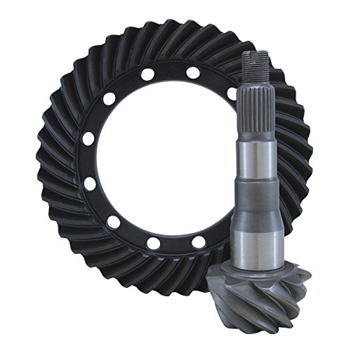 Yukon Gear & Axle (YG TLC-456) High Performance Ring & Pinion Gear Set for Toyota Land Cruiser Differential