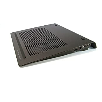Amazon Com Zalman Nc1000 B Laptop Cooling Pad With Black