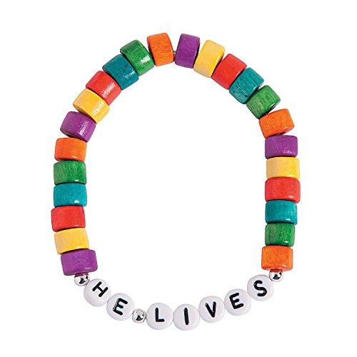 Oriental Trading Company Beaded Bracelets (