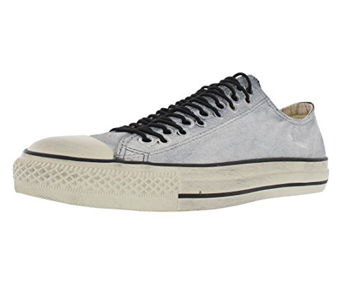 Converse Unisex Chuck Taylor Multi Eyelet Painted Canvas White/Black Men's 7.5, Women's 9.5 Medium All Star Multi Eyelet