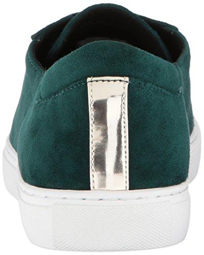 Kenneth Cole New York Womens Kam Basso Profilo In Pelle Scamosciata Moda Sneaker Benzina