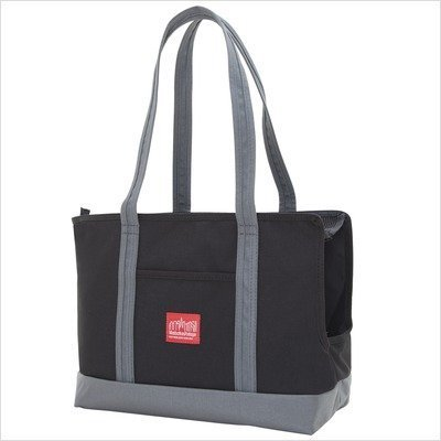 Manhattan Portage Pet Carrier Tote Bag (Purple/Pink) by Manhattan Portage (Image #1)