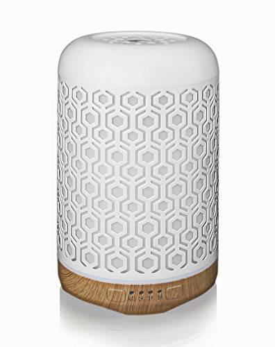 Ansin Ultrasonic Humidifier Aromatherapy Yoga White product image