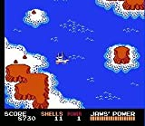 NES Jaws Video Game - USED