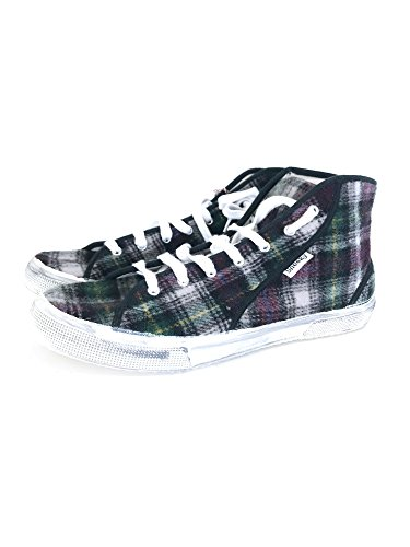 Sneakers Canvas Sneakers 42 Sneeky Tartan Wool 7IBEAp