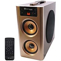 Rockville RHB70 Home Theater Compact Powered Speaker System with Bluetooth/USB/FM
