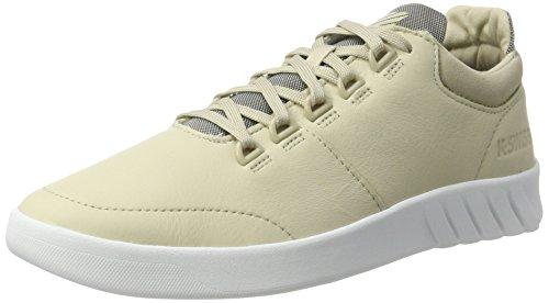 Trainer K Men's Swiss White Aero Gray Sneaker Oyster rttTxHw