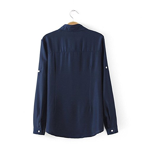 JOTHIN - Camisas - para mujer Azul