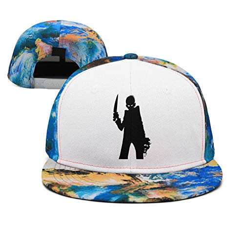 Funny Men Women Cool Dad Baseball Cap Lightweight Killer Man Halloween
