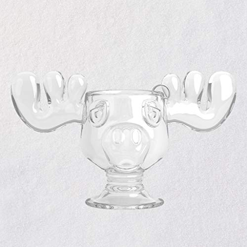 Hallmark Keepsake Keepsake Ornament, Moose Mug (Moose Xmas Vacation Mugs)