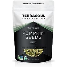 Terrasoul Superfoods Organic Pumpkin Seeds, 2 Pounds