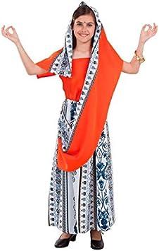 DISBACANAL Disfraz hindú niña - -, 12 años: Amazon.es: Juguetes y ...