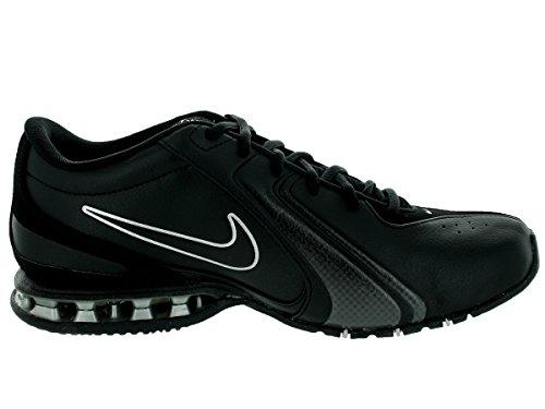 Black mtllc Reax Silver newsprint Tr Iii Sl Croce Trainer Nike wZ6xvv