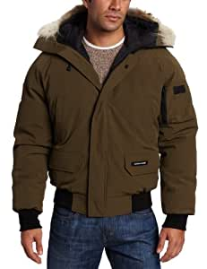 Canada Goose Men's Chilliwack Bomber (Military Green, X-Large)