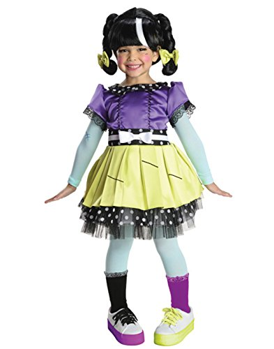 Rubies Lalaloopsy Scraps N Sewn Costume, Child Small -