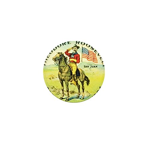 "CafePress Roosevelt For President 1"" Round Mini Button"